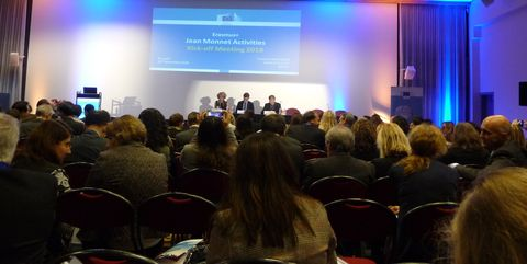 Image result for jean monnet kick off meeting 29.11. 2018 brussels photo
